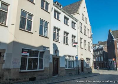 Maastricht, Oude Tweebergenpoort