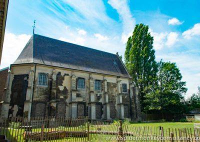 Maastricht, Achter de Barakken, Sint-Andrieskapel