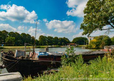 Maastricht, Stuwweg en Bosscherweg