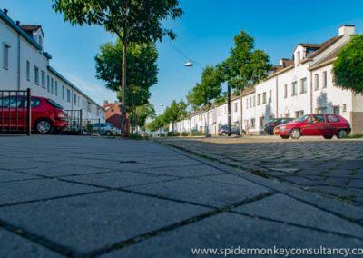 Maastricht, Tillystraat en omgeving