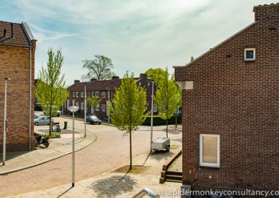 Maastricht, Burgemeester Bauduinstraat
