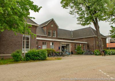 Maastricht, Tapijnkazerne gebouw B