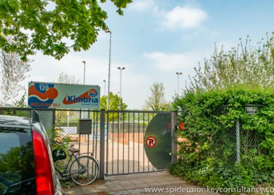 Maastricht, Kimbria Racket Club, Mergelweg 120